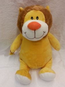 PERSONALISED CUBBIES TEDDY - Sundrop Lion - Teddy Bear
